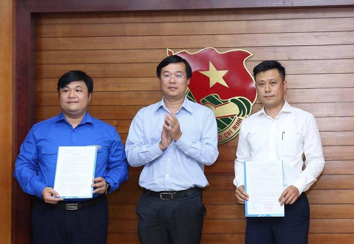 Phó Trưởng ban Công tác Thiếu nhi được bổ nhiệm giữ chức vụ Trưởng Ban Tuyên giáo TW Đoàn