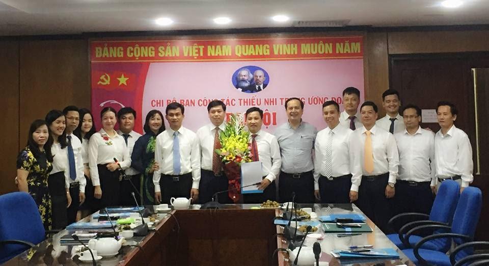 Hội đồng Đội Trung ương triển khai Quyết định về Công tác cán bộ