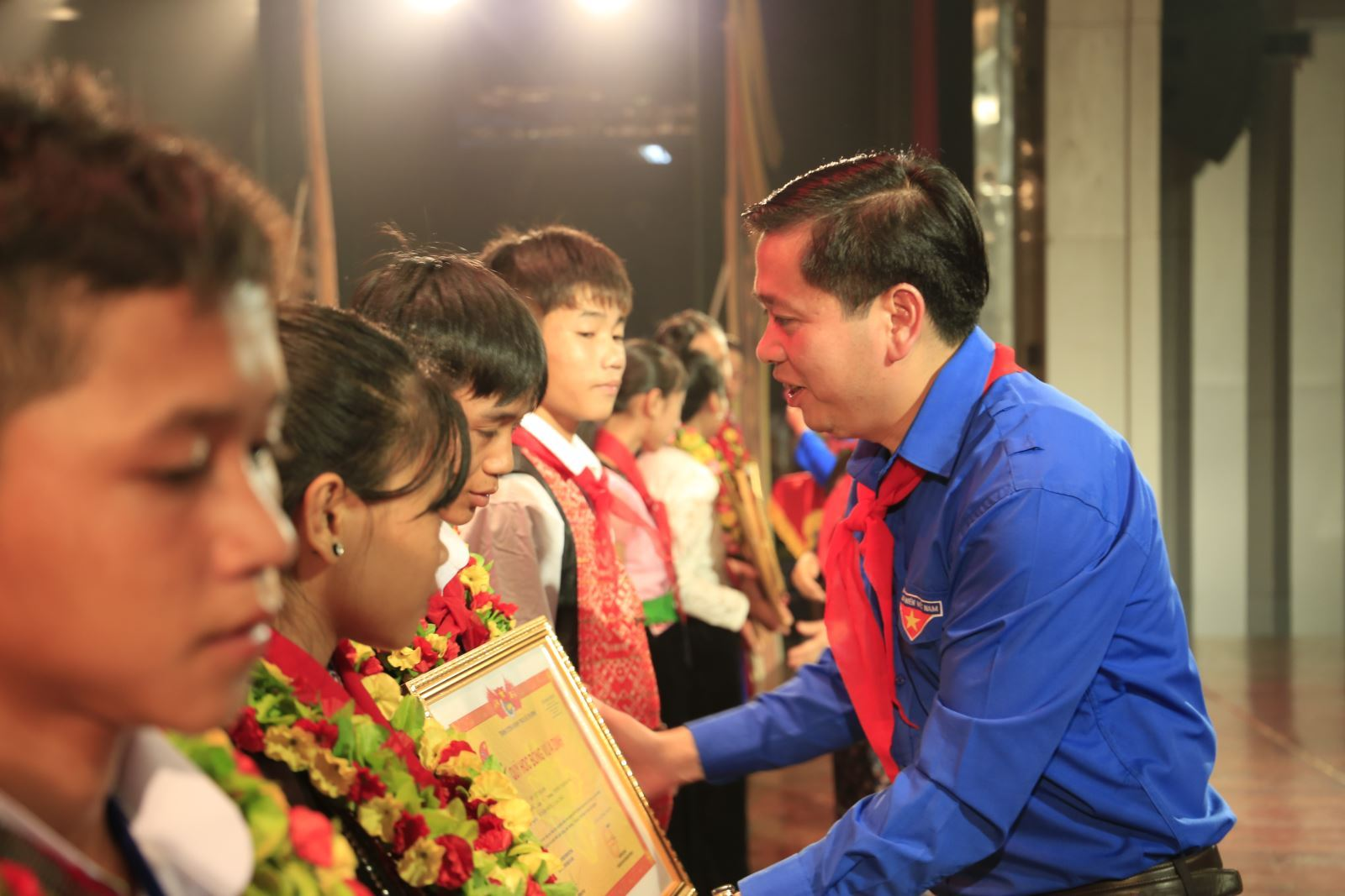 Đ/c Nguyễn Long Hải Nguyên Bí thư TƯ Đoàn tham gia Ban Thường vụ Tỉnh ủy Lạng Sơn