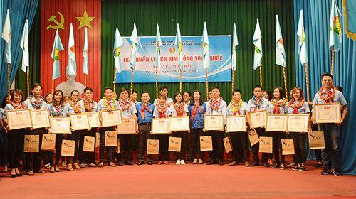 Hội đồng Huấn luyện TƯ Tổ chức thành công Trại Huấn luyện Kim Đồng khu vực phía Bắc