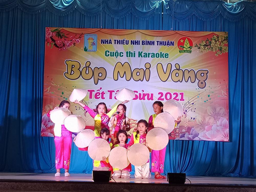 NTN Bình Thuận: Chung kết trao giải cuộc thi Karaoke Búp Mai Vàng năm 2021