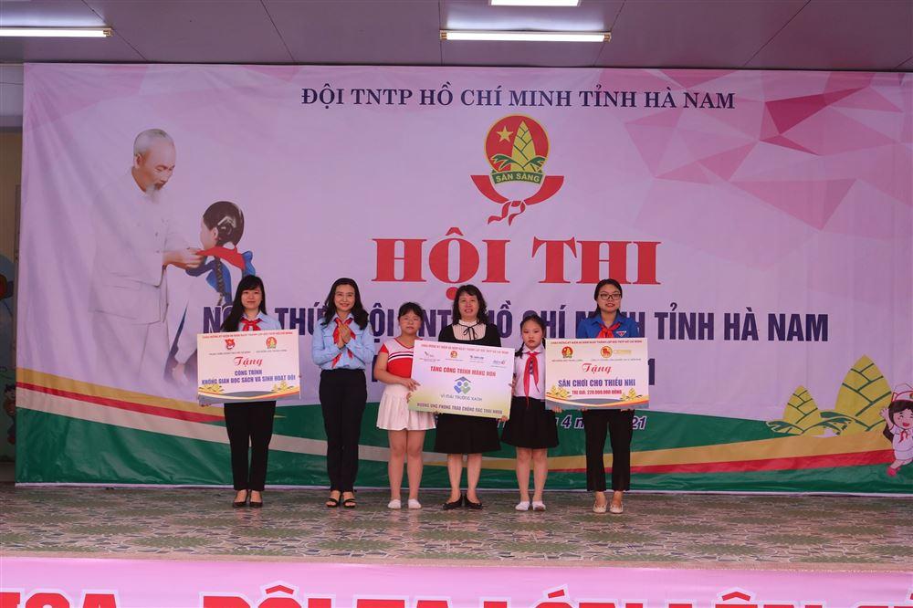 Hành trình đến với địa chỉ đỏ của Đội tại quê hương anh hùng liệt sĩ thiếu niên Dương Văn Nội