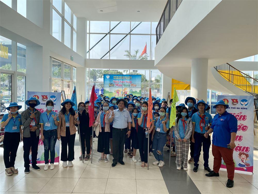 Cung Thiếu Nhi Đà Nẵng tổ chức Ngày hội tiến bước lên Đoàn