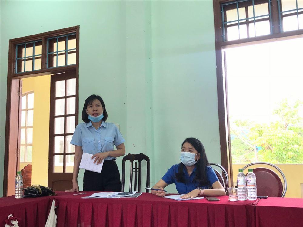 Quảng Trị: Kiểm tra Đội và phong trào thiếu nhi địa bàn dân cư tại xã Húc, huyện Hướng Hóa