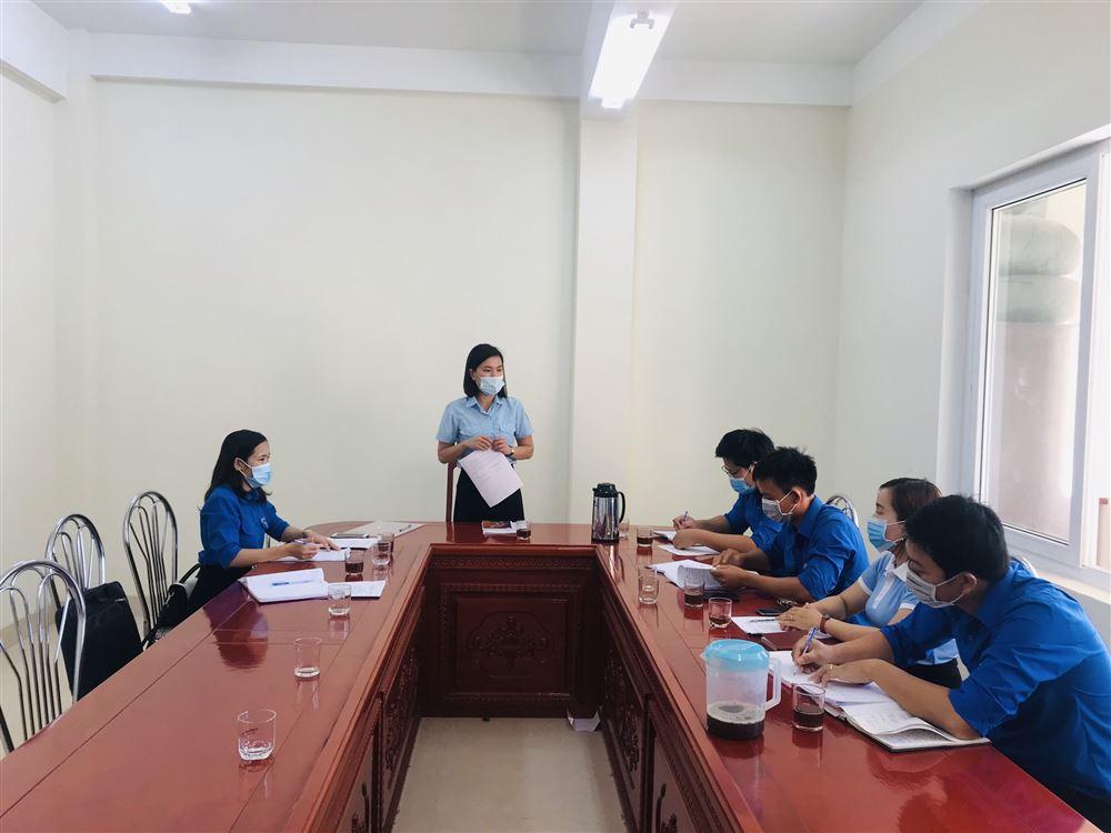 Quảng Trị: Kiểm tra Đội địa bàn dân cư tại phường Đông Thanh
