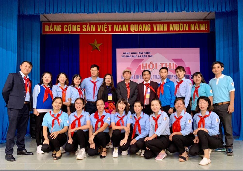 Lâm Đồng -Tổ chức Hội thi giáo viên làm Tổng phụ trách Đội giỏi cấp tỉnh lần thứ II, năm học 2020-2021
