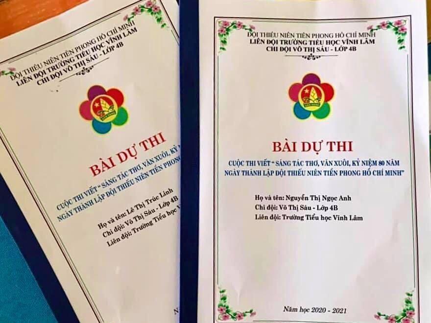 Quảng Trị: Tiếp tục các hoạt động 08 tuần cao điểm chào mừng 80 năm  Ngày thành lập Đội TNTP Hồ Chí Minh