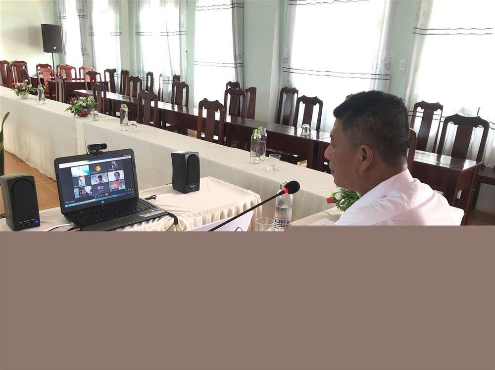 Sóc Trăng tổ chức trực tuyến Hội nghị tổng kết công tác đoàn - đội và phong trào thanh thiếu nhi trường học năm học 2020 – 2021