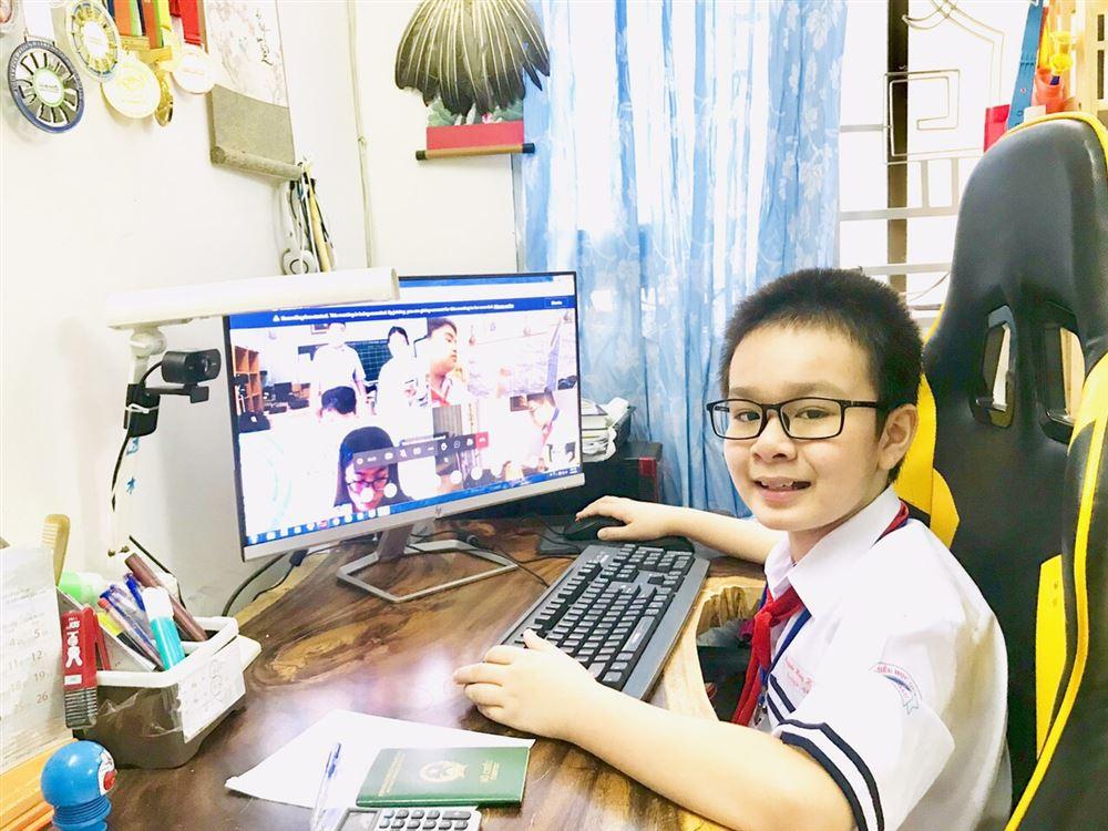 17 thí sinh Cà Mau tham gia Hội thi Tin học trẻ toàn quốc năm 2021