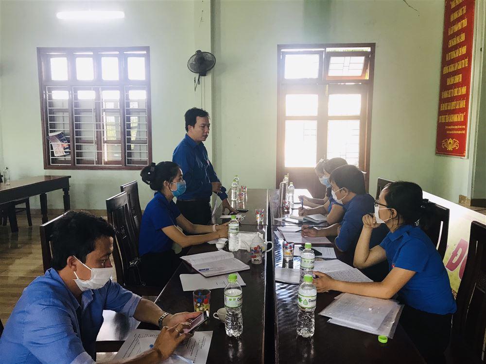 Quảng Trị: Kiểm tra công tác Đội và phong trào thiếu nhi tại địa bàn dân cư xã Triệu Trạch
