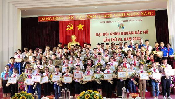 Đại hội cháu ngoan Bác Hồ - Ngày hội lớn của thiếu nhi Bắc Kạn