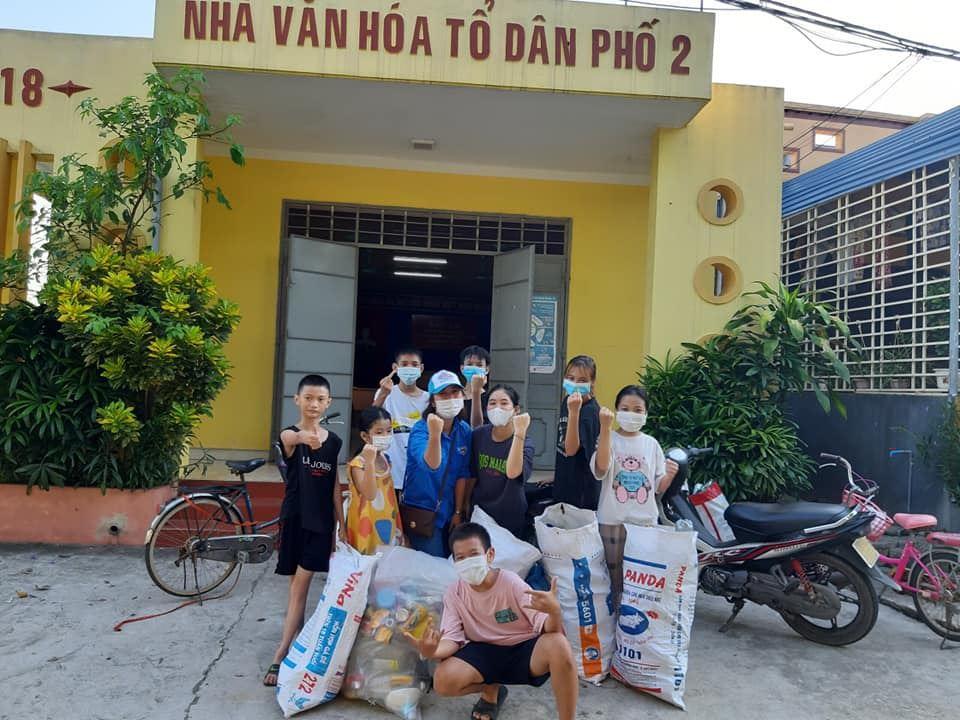 Thái Nguyên: Em làm kế hoạch nhỏ trong hè