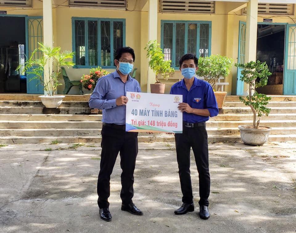 Bình Thuận: Chương trình Cùng em học trực tuyến