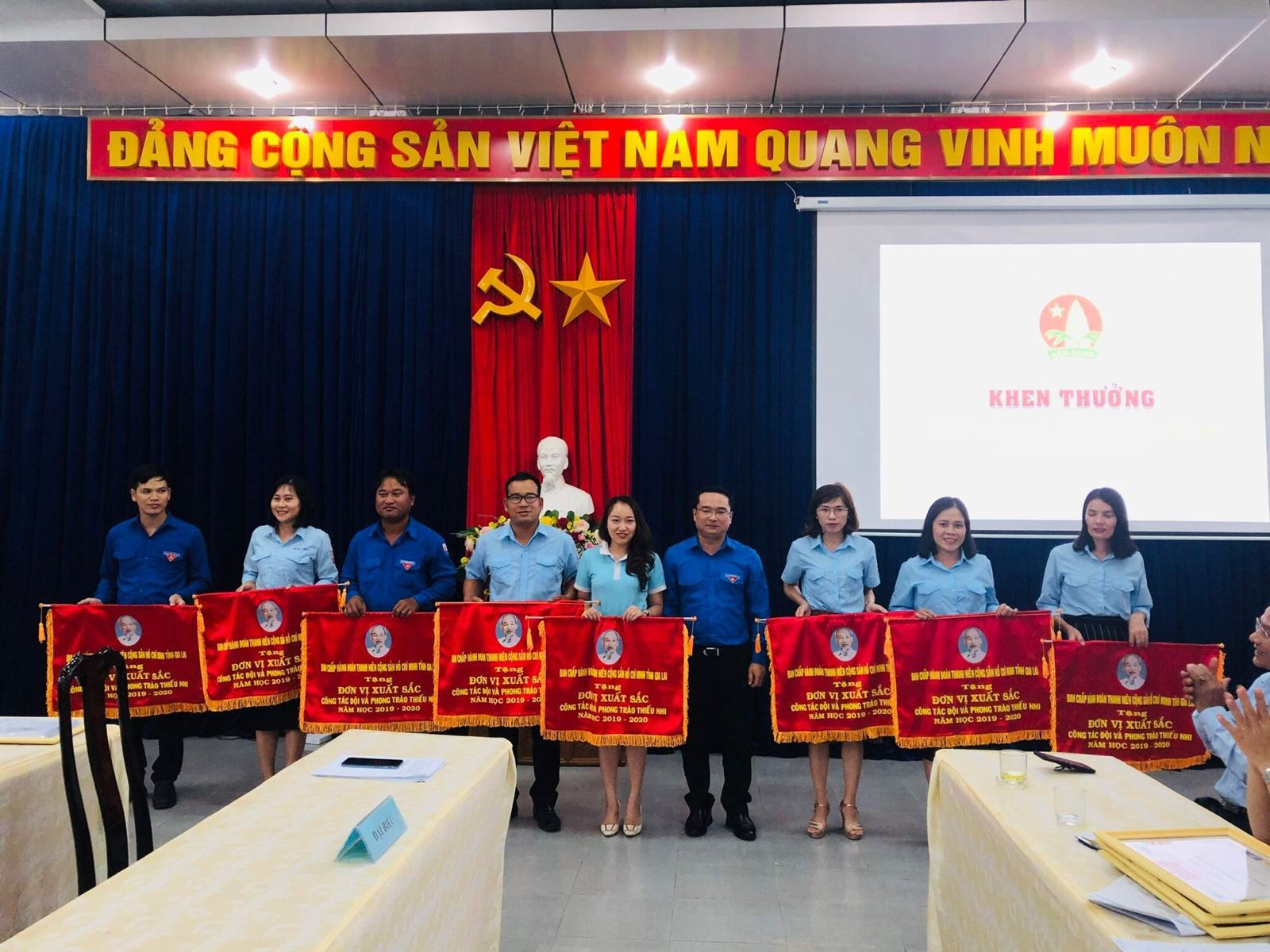 Gia Lai: Tổ chức Hội nghị tổng kết công tác Đội và phong trào thiếu nhi năm học 2019-2020