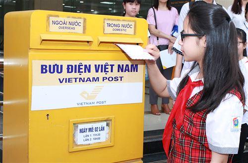 Công bố kết quả Cuộc thi viết thư quốc tế UPU lần thứ 50