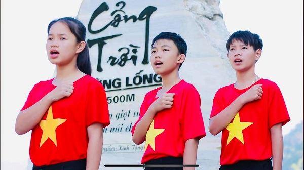 Thiếu nhi Nghệ An: Vang lên giai điệu tự hào