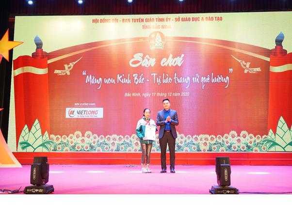 Bắc Ninh: Sân chơi Măng non Kinh Bắc - Tự hào trang sử quê hương lần thứ III, năm 2020