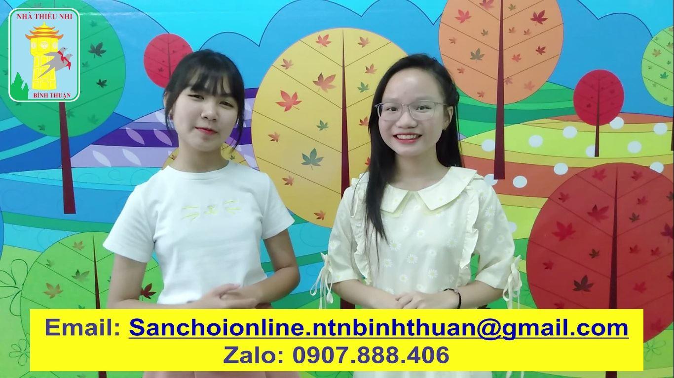 Bình Thuận: Hội đồng Đội tỉnh triển khai mùa hè lạnh mạnh, an toàn trong mùa dịch