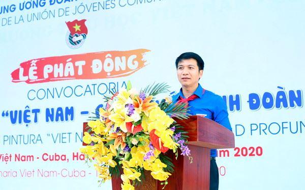 Phát động cuộc thi thiếu nhi vẽ tranh về Việt Nam – Cuba