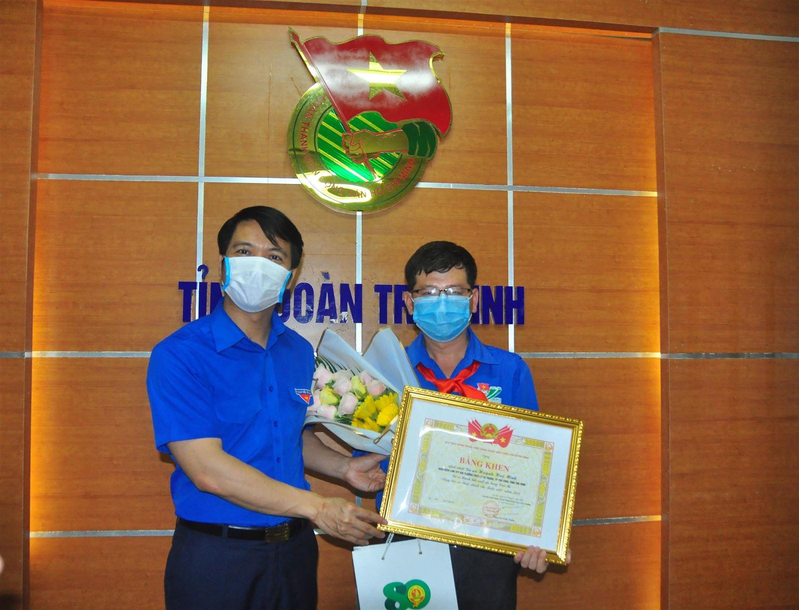 Thầy giáo ở Trà Vinh đoạt giải nhất thi sáng tác ca khúc dành cho thiếu nhi