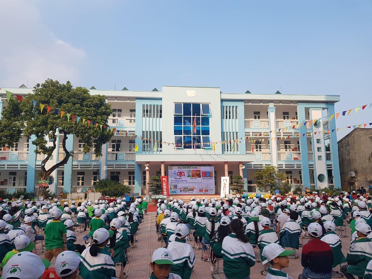 Bắc Giang: Chương trình Chung tay hành động vì môi trường