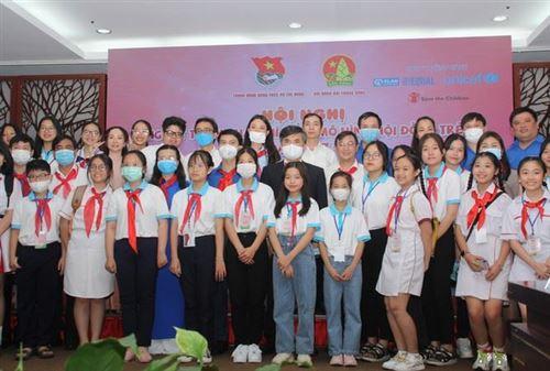 Hội nghị Tổng kết thí điểm triển khai mô hình Hội đồng trẻ em giai đoạn 2017-2020
