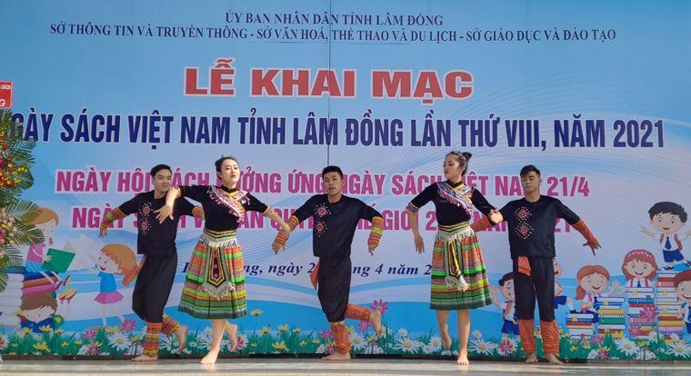 Lâm Đồng – Tổ chức Ngày hội sách năm 2021