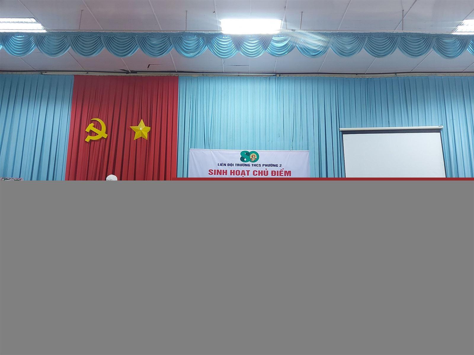 """Tiền Giang: Đồng loạt tổ chức hoạt động """"Tự hào truyền thống Đội ta"""" kỷ niệm 80 năm Ngày thành lập Đội TNTP Hồ Chí Minh"""