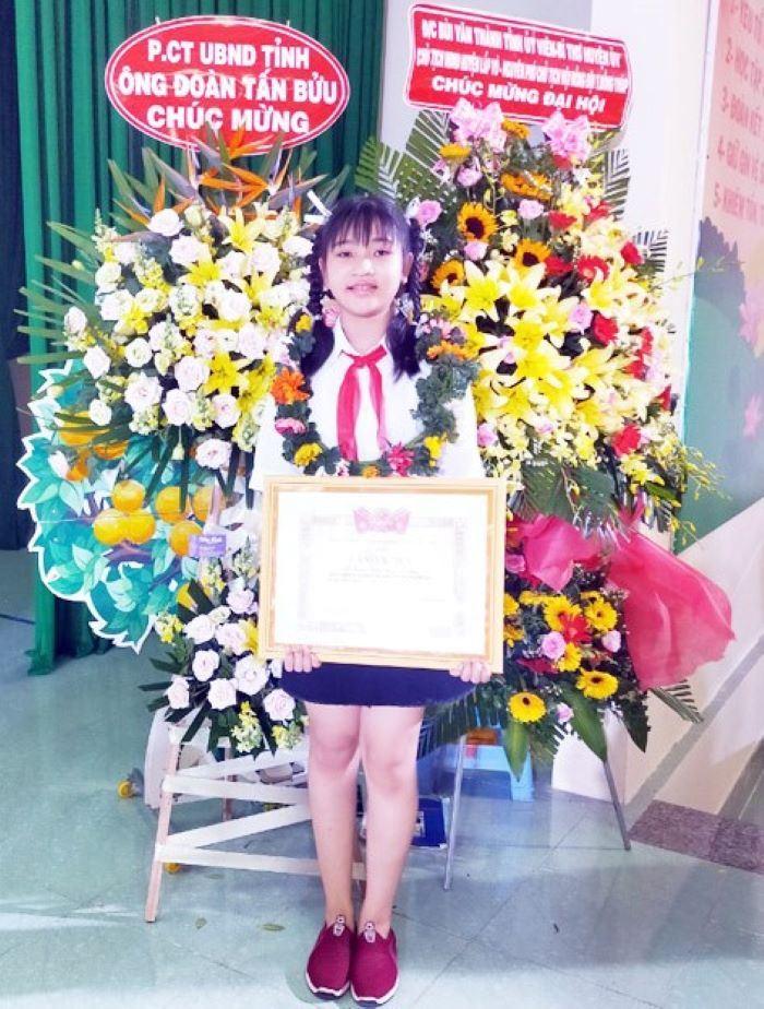 Đồng Tháp: Ngọc Trang - Bông hoa tiêu biểu trong vườn hoa Đội TNTP Hồ Chí Minh