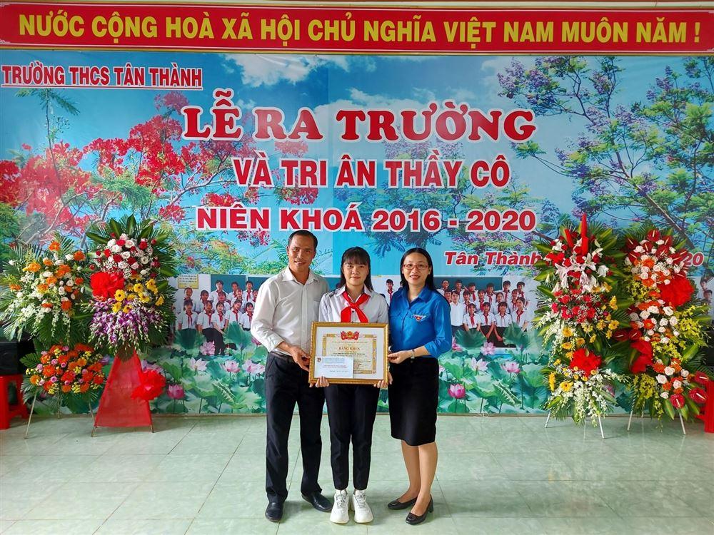 Bình Phước: Đinh Tú Bình - gương sáng thiếu nhi, xứng danh cháu ngoan Bác Hồ
