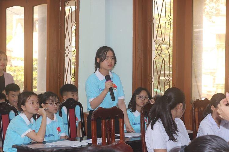Tỉnh Đoàn Hà Giang Phối Hợp Với Văn Phòng Plan Hà Giang Tổ Chức Lớp Tập Huấn Hội Đồng Trẻ Em Cấp Tỉnh Năm 2020