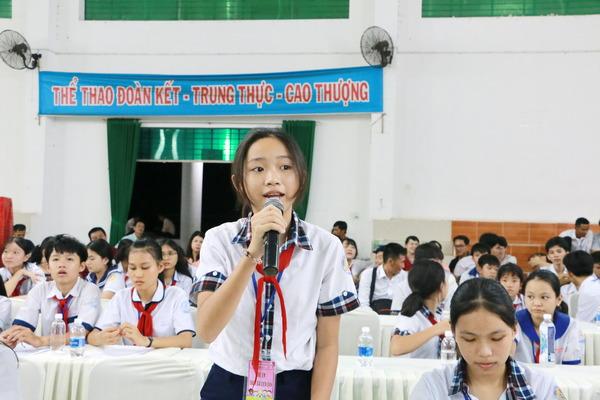 Diễn đàn trẻ em tỉnh Kiên Giang năm 2020