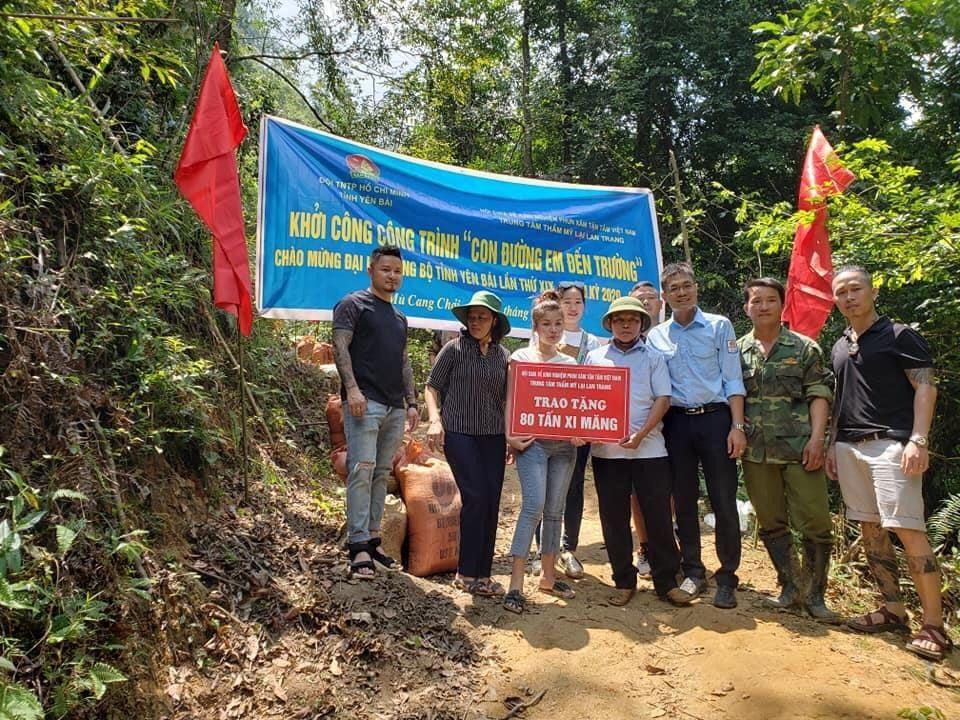 Yên Bái: Lại thêm Con đường mới cho thiếu nhi vùng cao đến trường