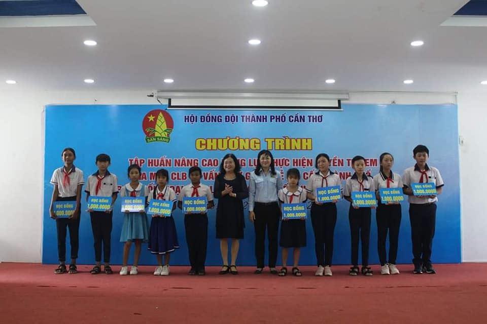 Cần Thơ: Thành lập Câu lạc bộ Tư vấn, trợ giúp trẻ em cấp thành phố