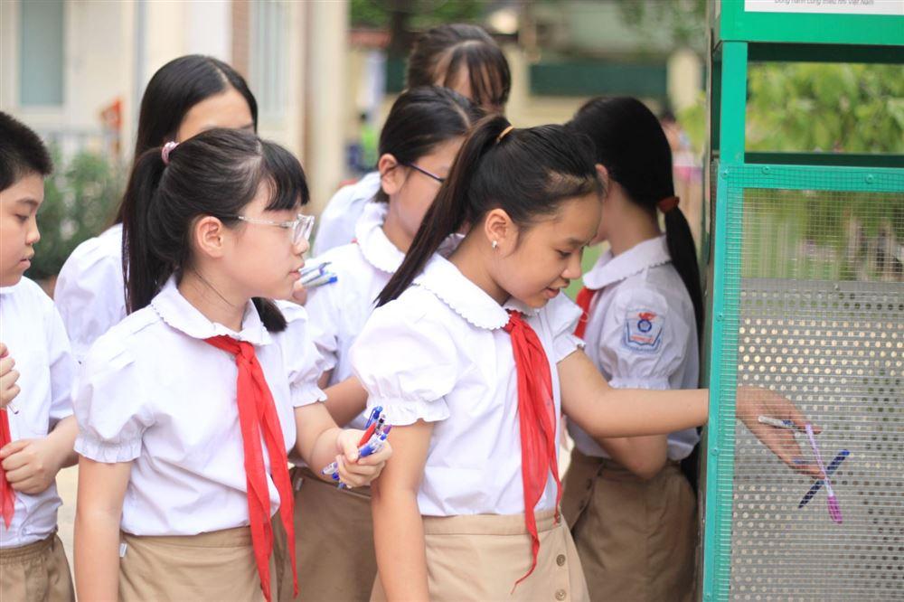 [Cập nhật] Vì Mái Trường Xanh 2019: Bước vào giai đoạn thu gom & kiểm đếm sản phẩm
