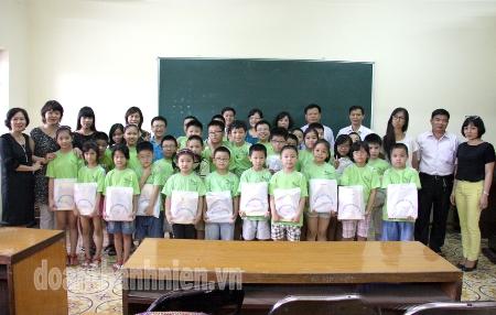 Công đoàn cơ quan Trung ương Đoàn bế giảng lớp kỹ năng mềm