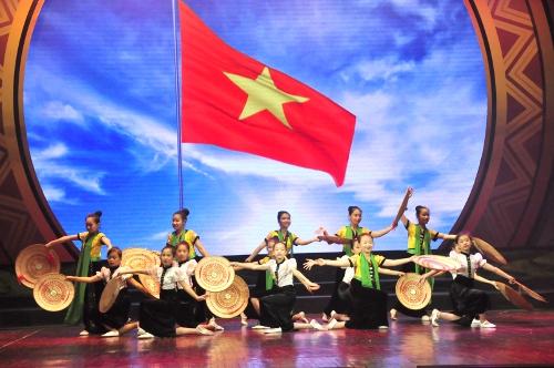 Nhiều hoạt động ý nghĩa tại Liên hoan Thiếu nhi các dân tộc lần thứ III tại Hà Nội