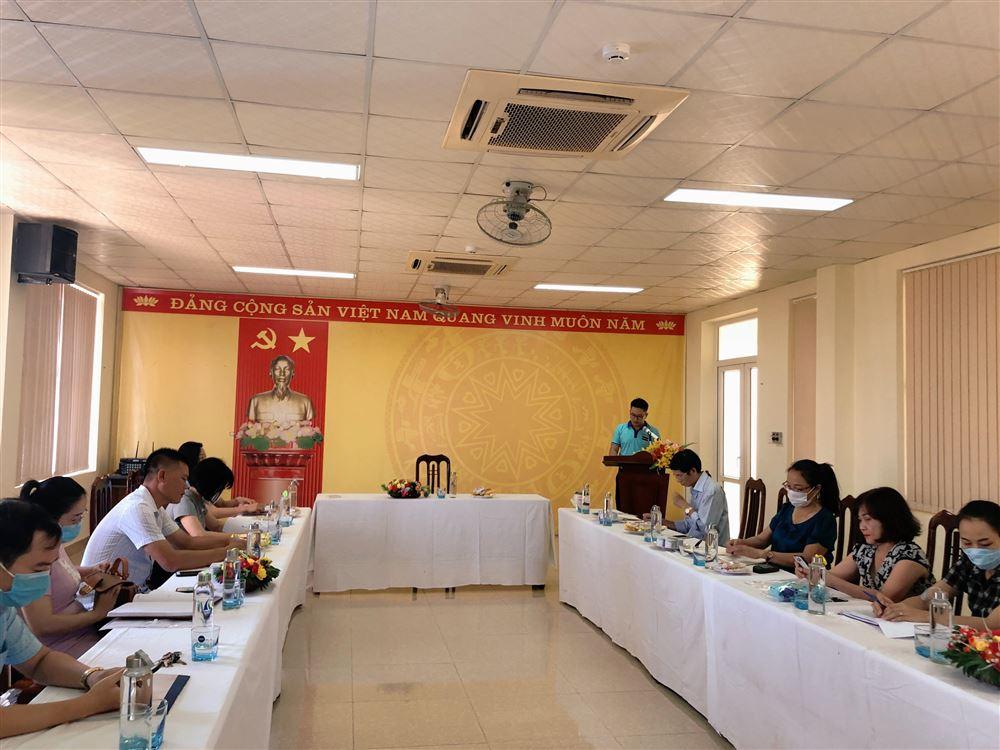 Hội nghị Ban tham vấn Hội đồng trẻ em tỉnh Quảng Bình