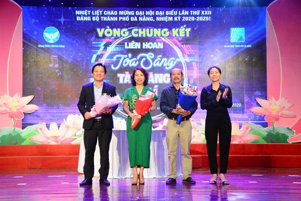 Cung Thiếu nhi Đà Nẵng - Hội thi Tỏa sáng tài năng nhí 2020.
