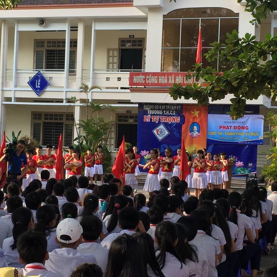 """Quảng Nam: Phát động tham gia cuộc thi """"Chinh phục vũ môn"""" năm học 2015-2016"""