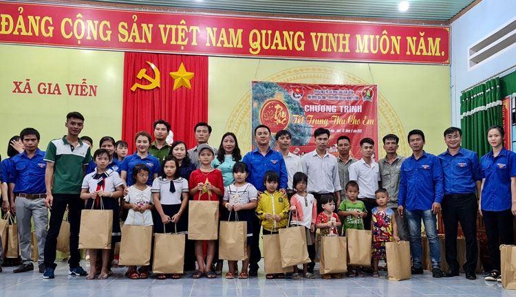 Lâm Đồng tổ chức chương trình Vui Tết Trung thu 2020 cho trẻ em vùng xa