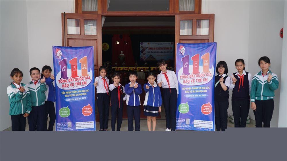 Lâm Đồng - Tổ chức Diễn đàn Gặp mặt, đối thoại trẻ em năm 2020 với Chủ đề Chung tay bảo vệ trẻ em; phòng chống xâm hại trẻ em
