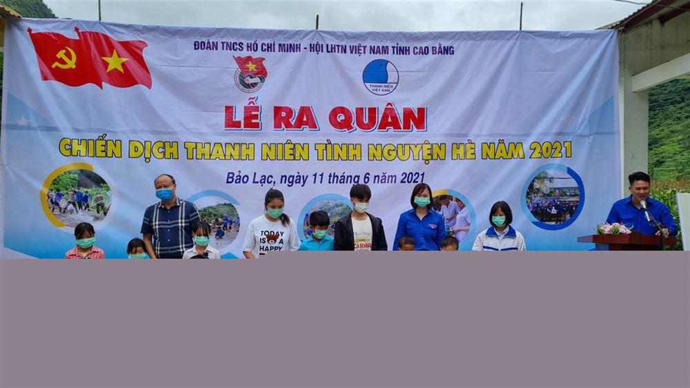 Cao Bằng: Tổ chức các hoạt động nhân Tháng hành động Vì trẻ em năm 2021