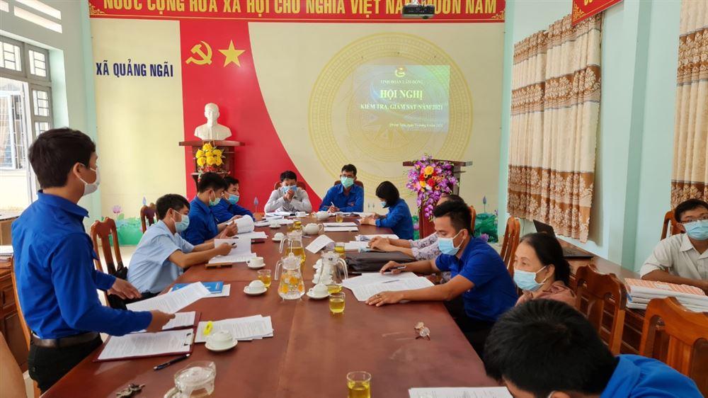 Lâm Đồng – Tổ chức kiểm tra giám sát việc triển khai Kế hoạch số 87/2018 của Ban Bí thư Trung ương Đoàn về triển khai thực hiện Luật trẻ em 2016